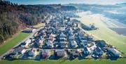Tiefe Zinsen lassen die Investitionen in Immobilien steigen. (Bild: Benjamin Manser)
