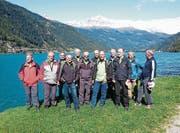 Am Lago di Poschiavo wurde das Gruppenbild aufgenommen. (Bild: PD)