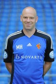 Der ehemalige FC Basel-Assistenztrainer Markus Hoffmann stösst zum FC St.Gallen. (Bild: Keystone)