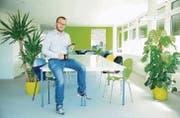 Jeremias Meier ist der Geschäftsführer und Mitgründer von Bexio in Rapperswil-Jona. (Bild: pd)