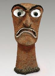 Eines von 400 Exponaten: Der hawaiische Federgott. (Bild: British Museum)