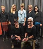 Der Vorstand der Frauengemeinschaft Gähwil mit neuen und bestehenden Mitgliedern freut sich auf das kommende Jahr. (Bild: PD)