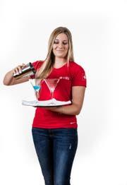 Tatjana Caviezel, Uetliburg SG, Restaurant-Service. (Bild: PD)