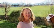 Die Gemeinde Marbach habe ihren eigenen Planvorgaben widersprochen, sagt Karin Hofmann. (Bild: Gert Bruderer)