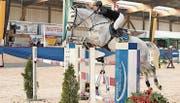 In diversen Kategorien, wie hier mit Karin Hanselmann auf Walk for me, wird Pferdesport vom Feinsten geboten. (Bild: pd)