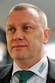 Daniel Kamber war zehn Jahre Präsident des EC Wil, an der nächsten Hauptversammlung tritt er zurück. (Bild: Urs Nobel)