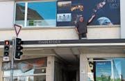 Pascal Nussbaum möchte mit kleineren Produktionen Besucher nach Uzwil locken. Mit dem Film «Mary's Land» ist ihm dies gelungen. (Bild: gia)
