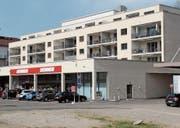 In Wattwil wuchs die ständige Wohnbevölkerung letztes Jahr um ein Prozent. Neue Wohnungen gab es unter anderem in dieser Überbauung auf dem ehemaligen Heberlein-Areal. (Bild: Martin Knoepfel)
