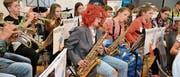Das Musiklager 2017 der Musikschule Uzwil stand unter dem Motto «Proxima Centauri B». (Bild: Carola Nadler)