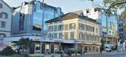 …und das Café Würzer an der Kasernenstrasse 6 werden als vertraute Bilder bald verschwinden.