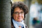 Sabine Cappel engagiert sich im Vorstand des Netzwerks Wybernet, das sich für lesbische Frauen im Berufsleben einsetzt. (Bild: Michel Canonica)