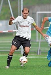 Roger Kobler und der FC Winkeln bleiben der 2. Liga interregional erhalten. (Bild: Ralph Ribi)