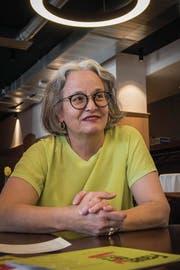 Das Frauennetz Gossau hat eine neue Präsidentin: Silvia Galli Aepli. (Bild: Hanspeter Schiess)