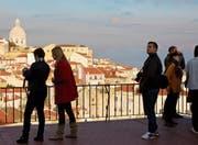 Portugal ist wieder eine gefragte Touristendestination. (Bild: Alessandro Della Bella/Keystone)