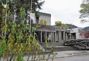 Kantonsschule Wattwil: Die Diskussionen über den Standort der Kantonsschule nehmen kein Ende. (Bilder: Urs M. Hemm)
