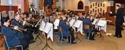 Die Harmonie Lichtensteig bot unter der Leitung ihres Dirigenten Urs Wieland in der katholischen Kirche ein hochstehendes Konzert.