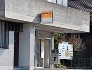 Immer weniger Kunden nutzen die Dienstleistungen der Poststelle in Oberbüren. (Bild: Zita Meienhofer)