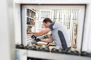 Die Klarer Fenster AG fertigt seit über 120 Jahren Qualitätsfenster in St.Gallen. (Foto: Mareycke Frehner) (Bild: Mareycke Frehner)