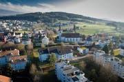 Die Ortsplanung der Gemeinde Wittenbach birgt Streitpunkte, allen voran die Entwicklung auf dem Dorfhügel. (Bild: Benjamin Manser)