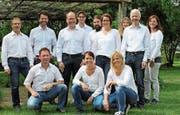 Die Rheintaler Gruppe «The friends». (Bild: pd)