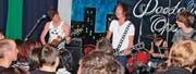 Gute Stimmung, tolle Bands: Im Jugendtreff Stoffel ging es am Samstag zur Sache. (Bild: pd)