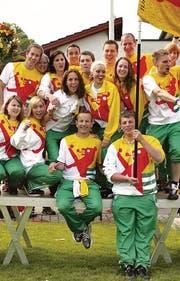 Das Team Gerätekombination des STV Balgach holte sich mit einer bravourösen Leistung den Kantonal-Meistertitel. (Bild: pd)