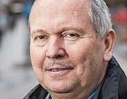 Porträt des neuen Stadtparlamentspräsidenten Heini Seger (SVP) (Bild: Urs Bucher (Urs Bucher))