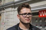Zarko Terzic, 17, Lehrling, Wittenbach. (Bild: Marlen Hämmerli)