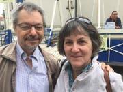 Walter und Katharina Rihner, Bülach. (Bild: dwa)