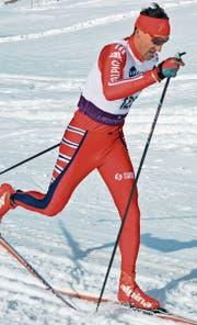 Reto Hänni erreichte Rang 8 in der Kombinationswertung. (Bild: PD)