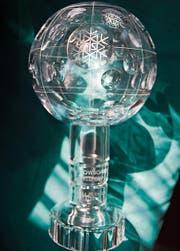 Kann Bischofberger trotz eines Kreuzband-Anrisses die Kristallkugel für den Disziplinen-Gesamtsieg im Weltcup gewinnen? (Bild: Urs Bucher)