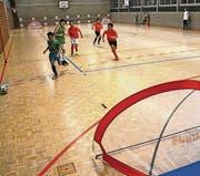 Funino bringt den Strassenfussball zurück, weil es das strategische Denken der kleinsten Fussballer fördert. (Bild: pd)