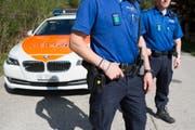 Die Suche nach vermissten Personen sei meist schwierig, sagt Gian Andrea Rezzoli, Mediensprecher der Kantonspolizei St.Gallen. (Bild: Keystone)