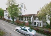 Gegen das Asylbewerberzentrum Landegg regt sich in Wienacht und Schwendi Widerstand. (Archivbild: Hanspeter Schiess)