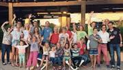 Sonne, Sand, Strand, Meer und Aktivitäten wurden von den Teilnehmenden der Ferienwoche in vollen Zügen genossen. (Bild: PD)