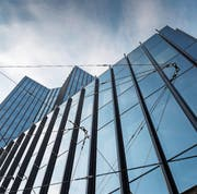 Das St. Galler Rathaus: Das Ruhegehalt für Stadträte könnte bald neu geregelt werden. (Bild: Michel Canonica)