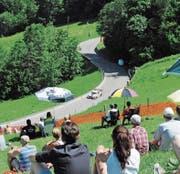 Das Rennen findet auf der Strecke zwischen Schwandsbrugg und Hemberg statt. (Bild: PD)