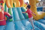 Indoorspielplätze müssen Sicherheitsnormen erfüllen und werden regelmässig kontrolliert. (Symbolbild/Getty)