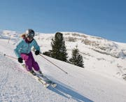 Gute Schneeverhältnisse: Das die Saison abschliessende Wochenende ist erfreulich ausgefallen. (Bild: pd)