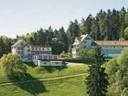 Im «Sonneblick» Walzenhausen plant der Kanton ein Asylzentrum. (Bild: pd)