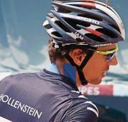 Reto Hollenstein hat sich dank dem Teamwechsel beruflich wesentlich verbessert. (Bild: Urs Huwyler)