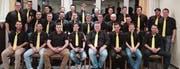 Die Hauptversammlung des Clubs der Ungeküssten wurde mit rund 28 Aktiv- und 4 Ehrenmitgliedern durchgeführt. (Bild: PD)