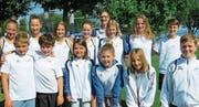 In Einzel wie Staffel zeigte der Nachwuchs des Schwimmclubs Herisau gute Leistungen. (Bild: PD)