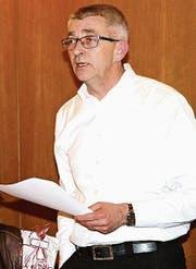 Präsident Marco Baumann hat die Partei in den vergangenen drei Jahren gefestigt. (Bild: PD)