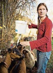 Im Buch werden unterschiedliche Bäuerinnen porträtiert. (Bild: pd)