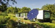 Smartflower ist ein All-in-one-Solarsystem. (Bild: PD)