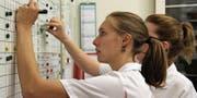 Nachtaktiv – Rund um die Uhr für die Patienten da (Bild: Martina Signer)