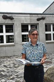 Monika Rösinger, Bütschwiler Chronistin. (Bild: Anina Rütsche)
