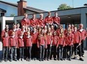 Die Jungmusikanten spielen wie jedes Jahr zum Auftakt der Herbstunterhaltung der Musikgesellschaft Kriessern. (Bild: pd)