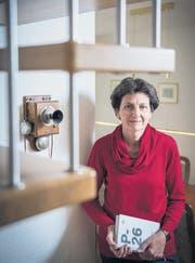Lehrerin Susi Noger alias Tina war während dreier Jahre Mitglied der Widerstandsorganisation P-26. (Bild: Urs Bucher)
